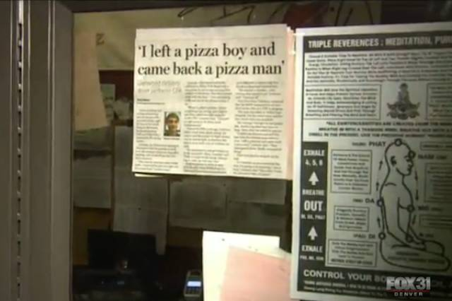 Pizza Boy Becomes a Local Hero