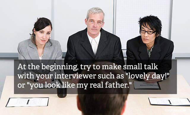Interview Tips with a Twist How to Nail a Job Interview Every Time