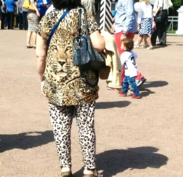Russian Street Fashion Is Way Weirder Than You Realize