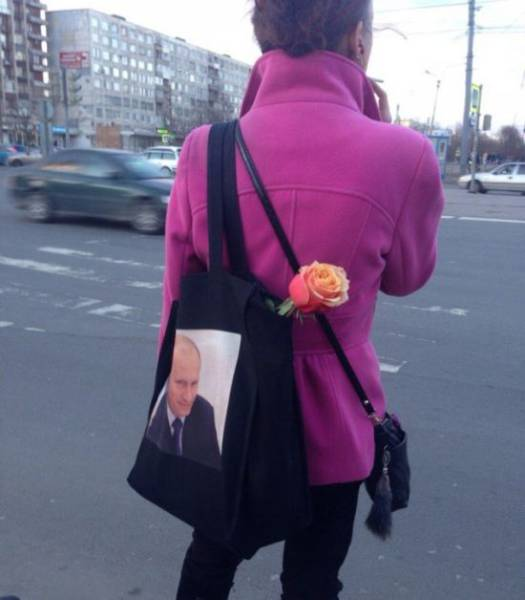 Russian Street Fashion Is Way Weirder Than You Realize