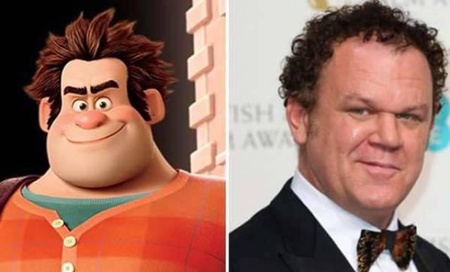 Animated Characters Who Have Been Voiced by Some Really Famous People