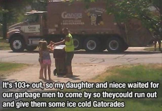 Human Kindness Captured in Pictures