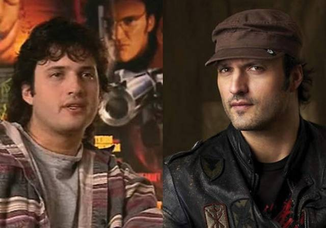 """The Cast of """"From Dusk Till Dawn"""" Then and Now"""
