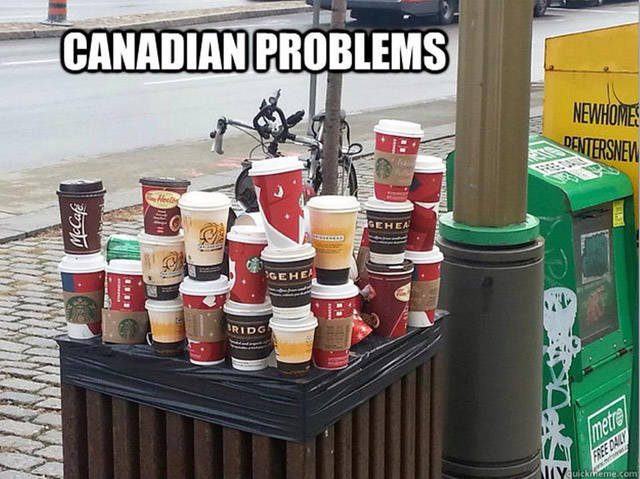 Canada Is Like No Other Place in the World