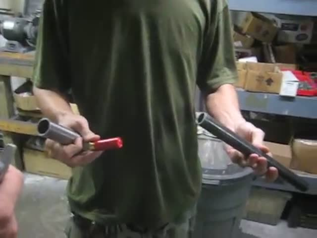 A Self-made Shotgun That Only Costs $7