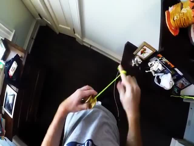 A Yo-yo Experts POV Looks Even More Awesome Than You'd Guess
