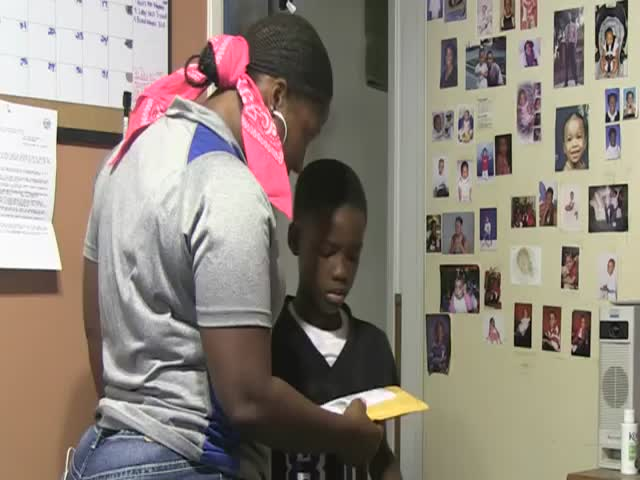 Mom Pranks Her 8 Year Old Son on His Birthday