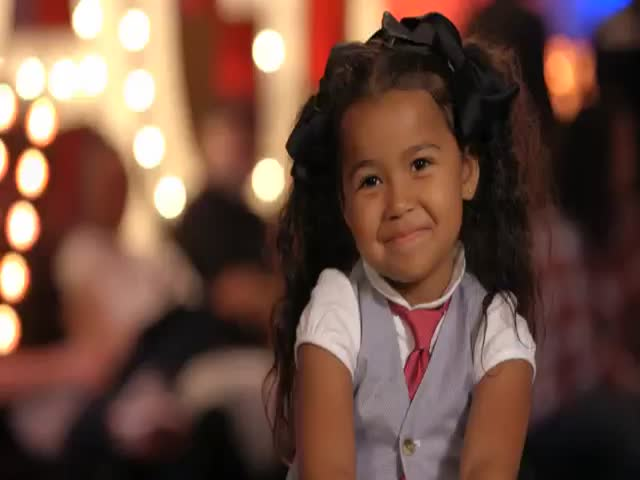 This Five Year Old America's Got Talent Contestant Will Melt Your Heart