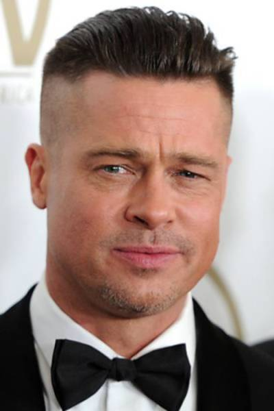 A Photo Journey through Brad Pitt's Lengthy Movie Career to Date