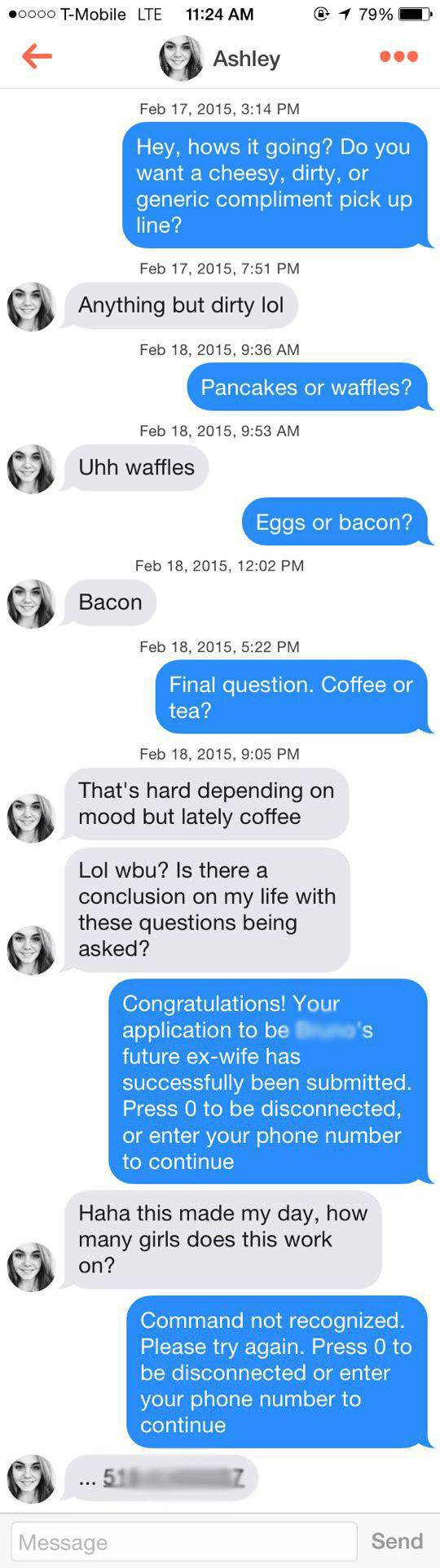 This Tinder Dude Has Figured Out the Perfect Way to Pick Up Chicks