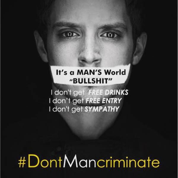 """Mancrimination"" Is Real and This Magazine Journalist Speaks Out about It"