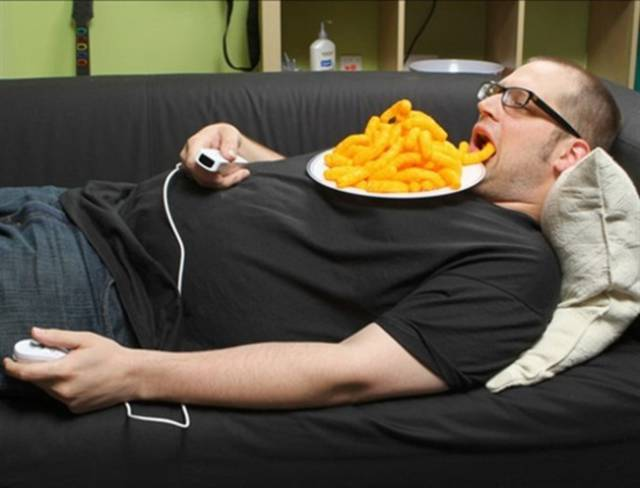 This Is What Extreme Laziness Actually Looks Like