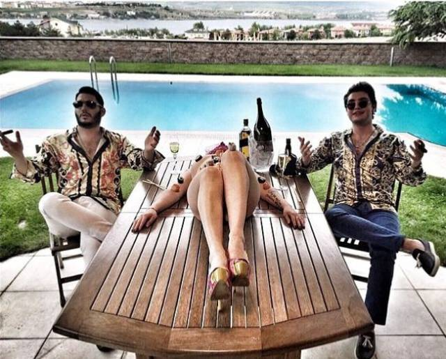 Turkey's Spoilt Rich Kids Definitely Live the High Life