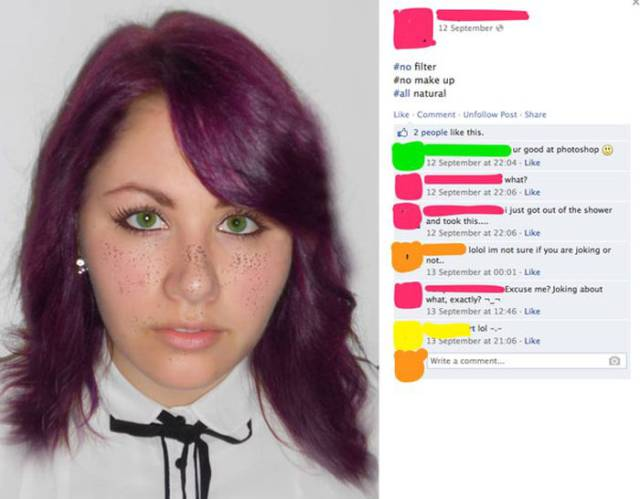 You Can Never Trust Anyone You Meet on Facebook