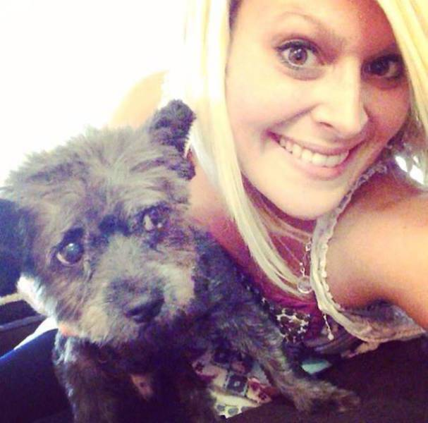 Sweet Lady Turns Dying Dog's Days into the Best of His Life