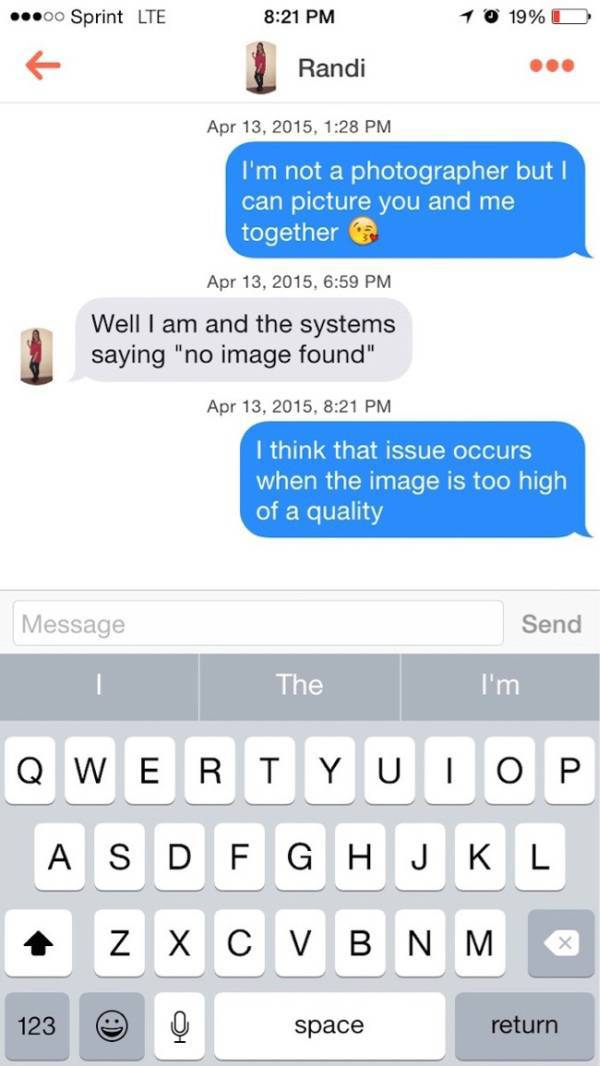 Witty Tinder Responses That are Completely Unexpected