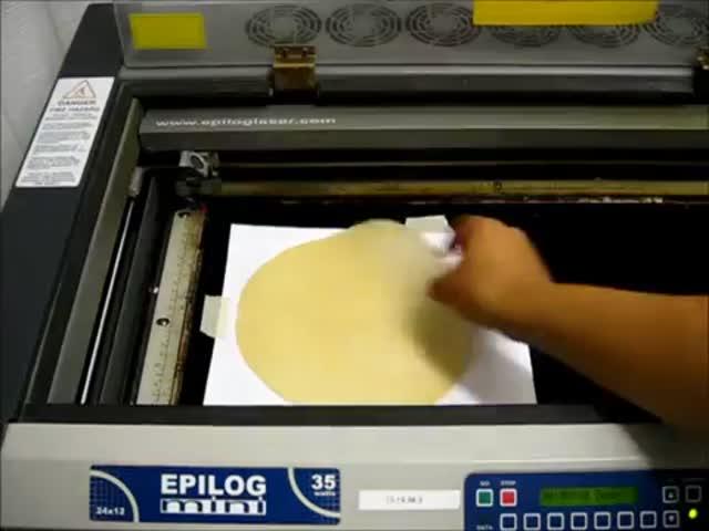 An Ordinary Tortilla That Plays Music