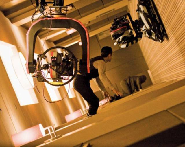 """On-set for the Action-Packed Making of """"Inception"""""""
