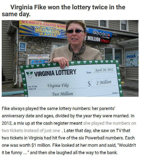 I Wish I Was as Lucky as These People
