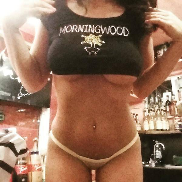 Underboobs Give Men Just a Tantalizing Taste of What's in Store