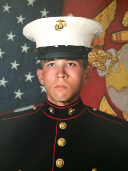 You Won't Believe It but This Marine Used to be Obese