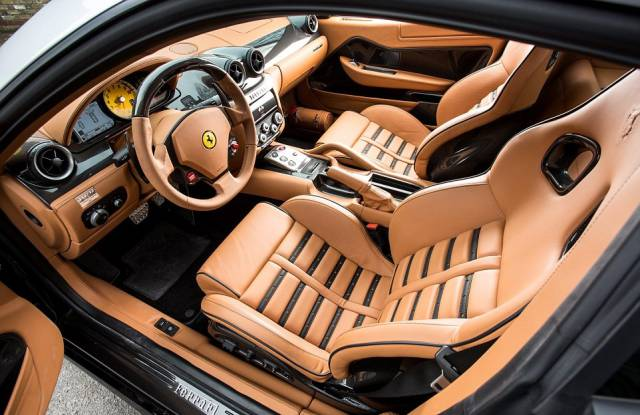 Crime Boss's Fleet of Luxury Cars Is Auctioned off by the British Police