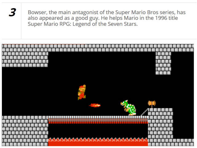 Random Trivia about Super Mario Bros That You've Probably Never Heard Before