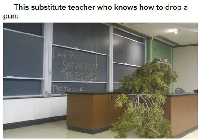 Teachers Who Use Humor to Keep Their Students in Check
