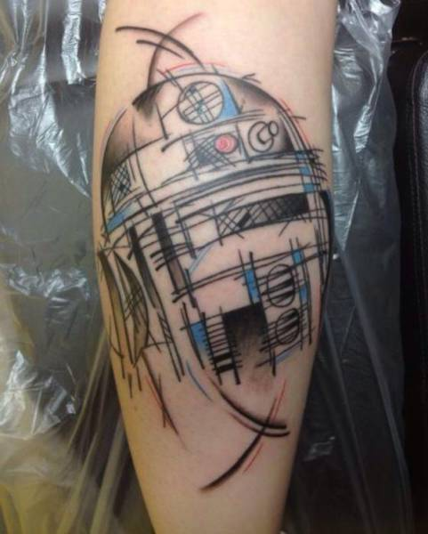 The Coolest Star Wars Tattoos Ever