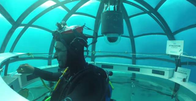Underwater Greenhouses are the Way of the Future