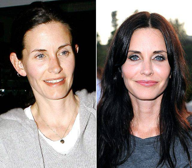 What Celebs Really Look Like Makeup Free