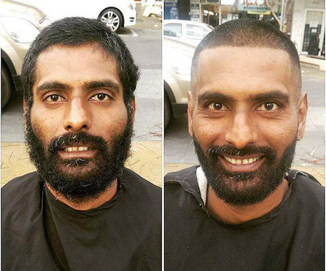 A Barber Who Is Changing Lives One Haircut at a Time
