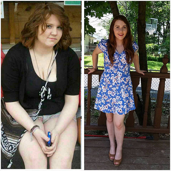 Gorgeous Girls Who Used to Be Fat
