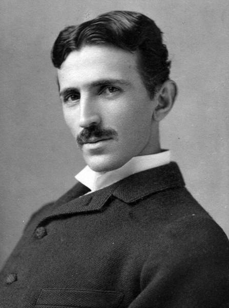 Nikola Tesla Could See the Future