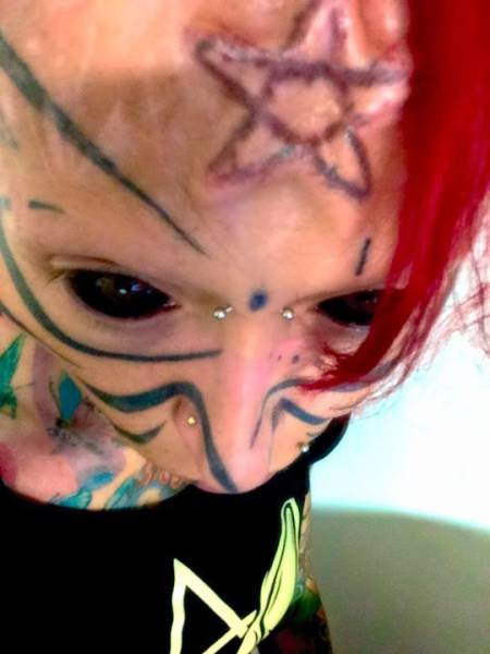 This Woman Will Totally Freak You Out