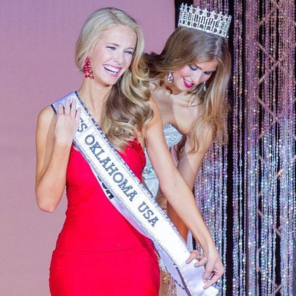 This Beautiful Blonde Is the New Miss USA 2015 and She Is Not Just a Pretty Face