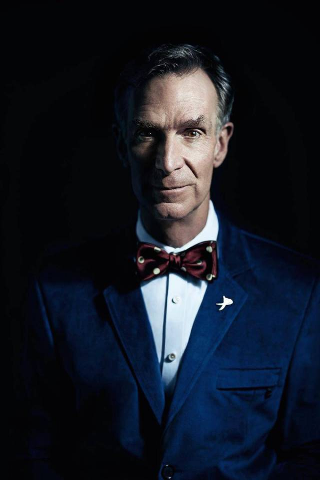 "The Internet Puts Its Own Spin on ""Bill Nye the Science Guy's"" Recent Facebook Profile Pic"