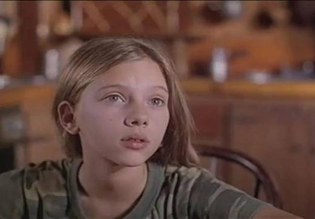 A Photo Timeline of Scarlett Johannsson's Movie Career to Date