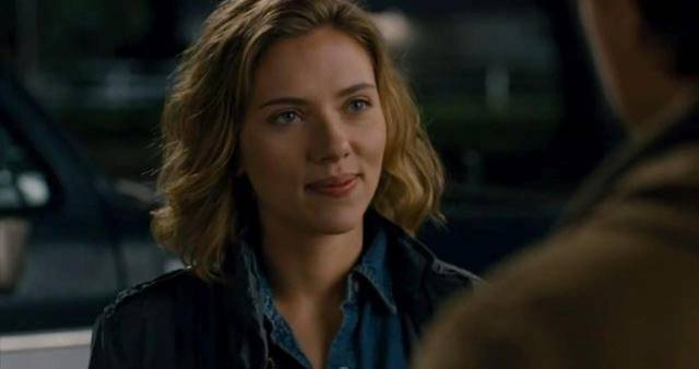 A Photo Timeline of Scarlett Johannsson's Movie Career to Date