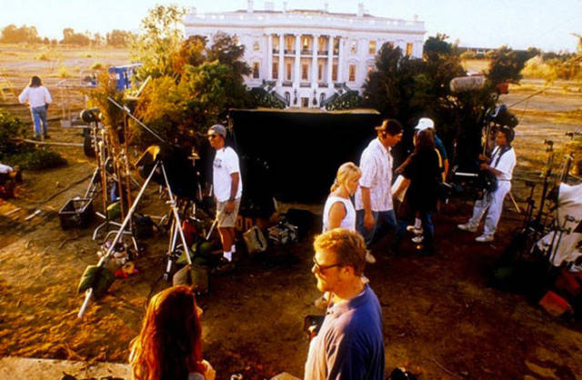 Fun Pics from the Making of Some of the Most Memorable Movies of All Time
