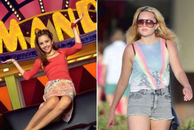 Popular Nickelodeon Stars That Are All Grown Up