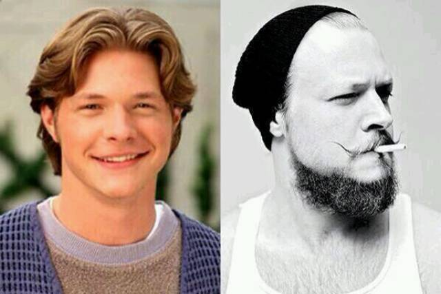 "You Will Be Surprised to See What Harvey from ""Sabrina the Teenage Witch"" Looks Like Now"
