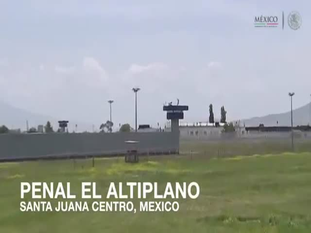 An Amazing Look Inside El Chapo Guzman's 4921 Foot Escape Tunnel