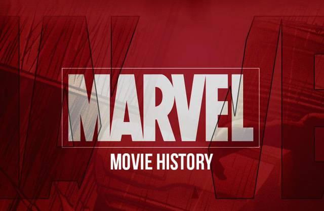 A Few Major Milestones in Marvel Movie History