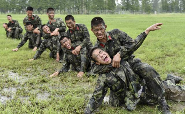 Military Training Regimes Worldwide That Will Definitely Make or Break You