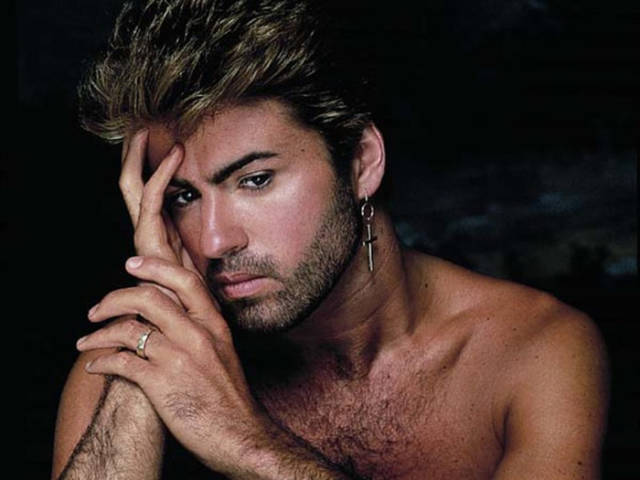Years of Addiction Have Definitely Taken a Toll on George Michael's Looks