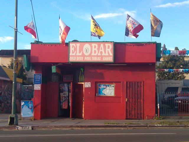 El Bar in San Diego