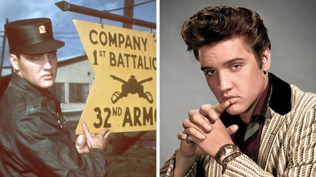 Famous American Stars Who Also Served Time in the Military