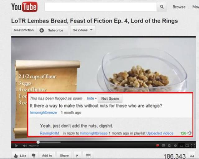Witty YouTube Commentators That Will Make You Laugh out Loud