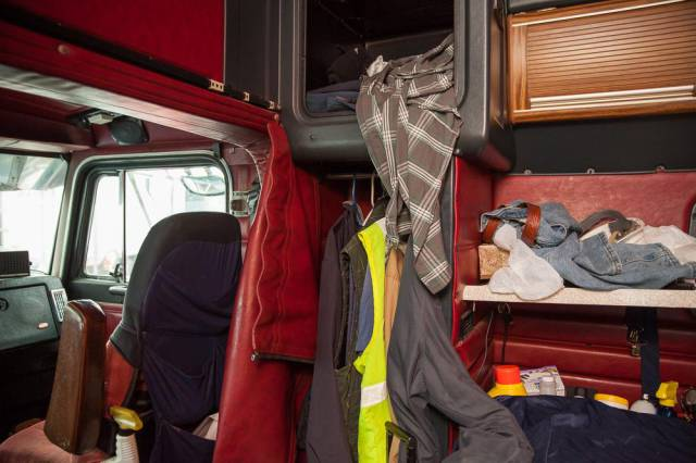 An Inside Look at Life on the Road for Long Distance Truckers